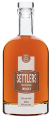 Settlers Port Barrel Whisky