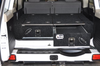 Nissan Patrol GU-Ti wing kit with bracket