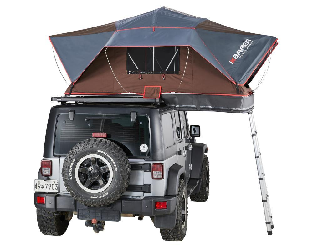 X-COVER roof tent by iKamper