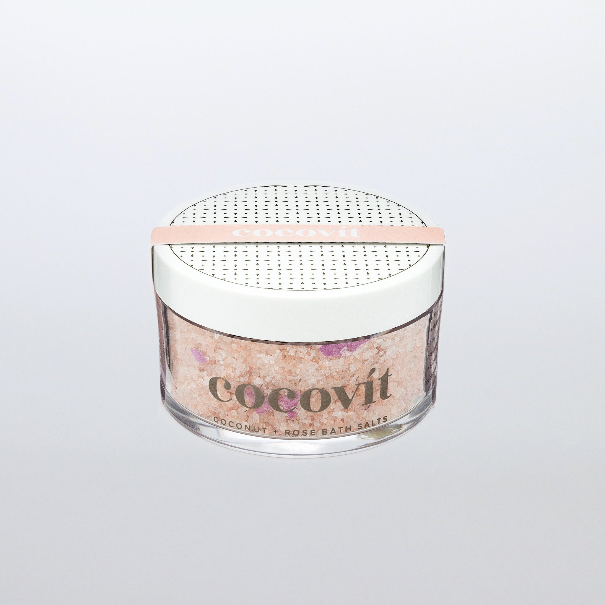 Cocovit Coconut + Rose Bath Salts, Body, Cocovit - Astrid Wylde