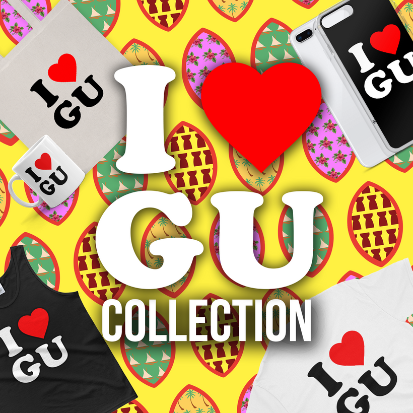 I Heart GU Collection