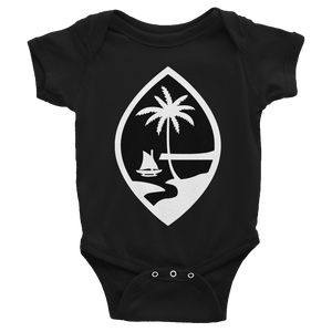 Guam Seal Infant Bodysuit