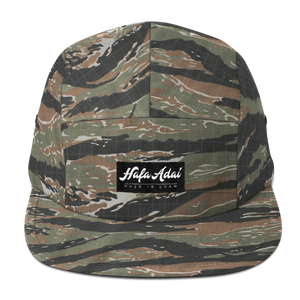 Hafa Adai Black Box Five Panel Cap: 3 Colors