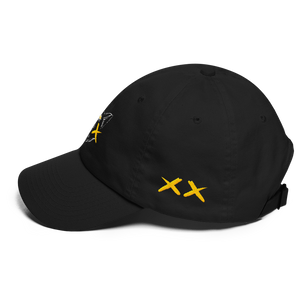 Yellow Bast Cap (Black)