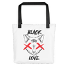BLACKLOVE Tote Bag