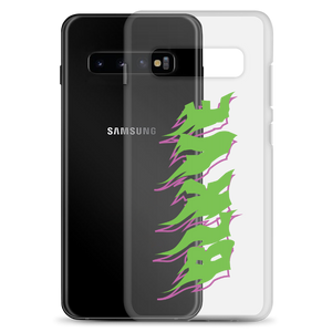 La Douleur Exquise phone case transparent (Samsung)