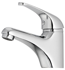 Flexispray Milos Basin Mixer