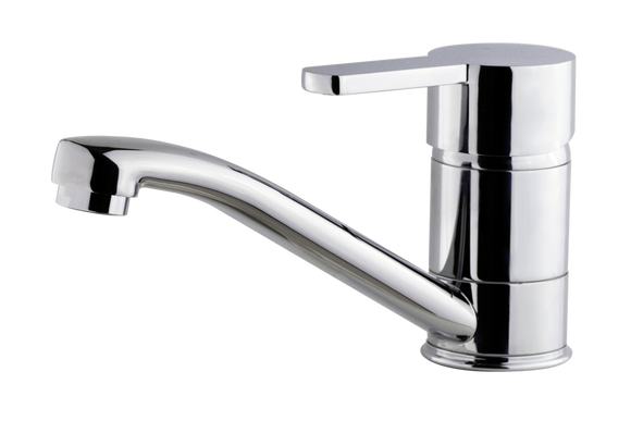 Brasshards Ah! swivel basin mixer