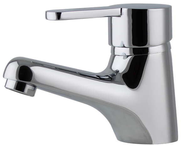 Brasshards Magnolia (Ah!) fixed basin mixer