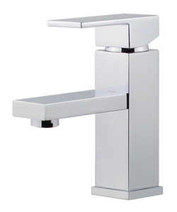 Brasshards Rubic basin mixer