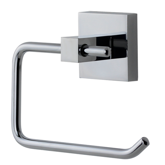 Brasshards Mixx square toilet roll holder stirrup