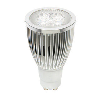 GU10 LED bulb 8W 3000K dimmable