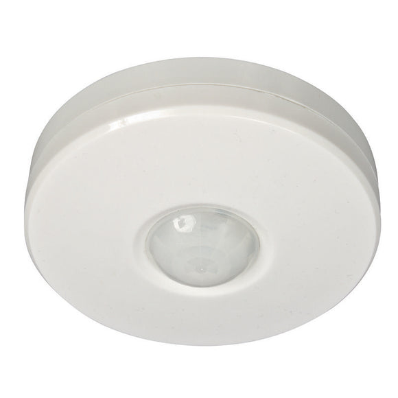 Three-sixty 360 degree surface mount PIR sensor