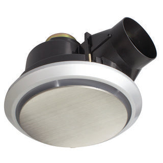 Talon large 325mm round exhaust fan stainless steel