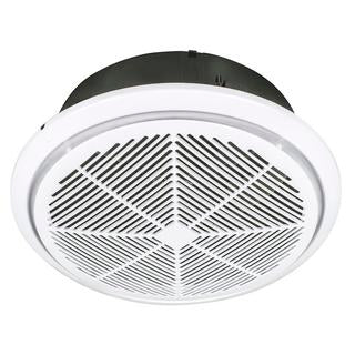 Whisper large 300mm exhaust fan with draft stopper