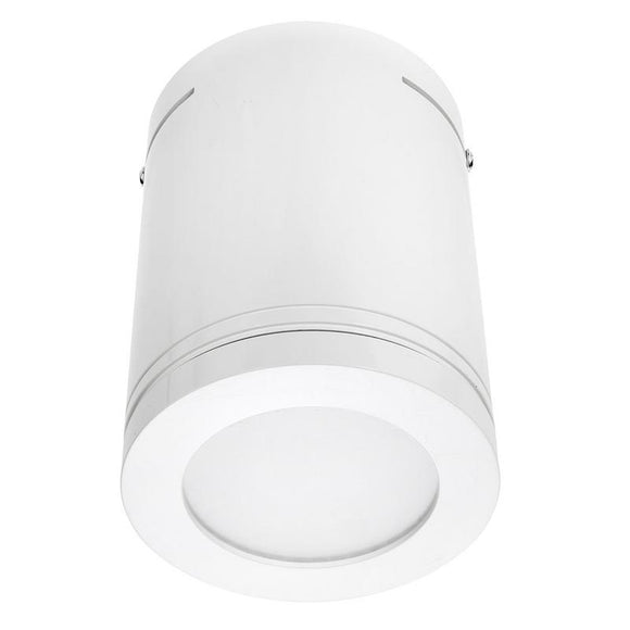 Surface mount cob LED downlight 12W warm white 3000K