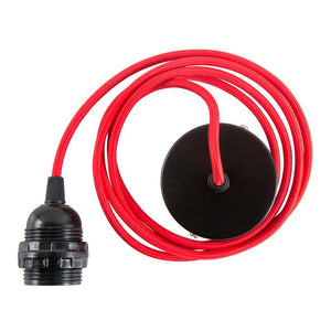 Suspension kit red cord