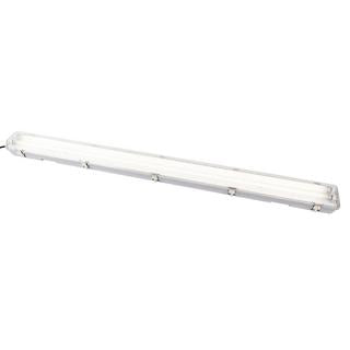 T5 weatherproof fluorescent fitting 2x28W 4200K IP65