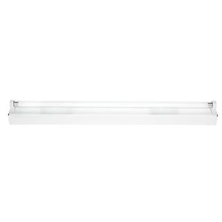 T5 bare batten fluorescent fitting 1x14W 4200K