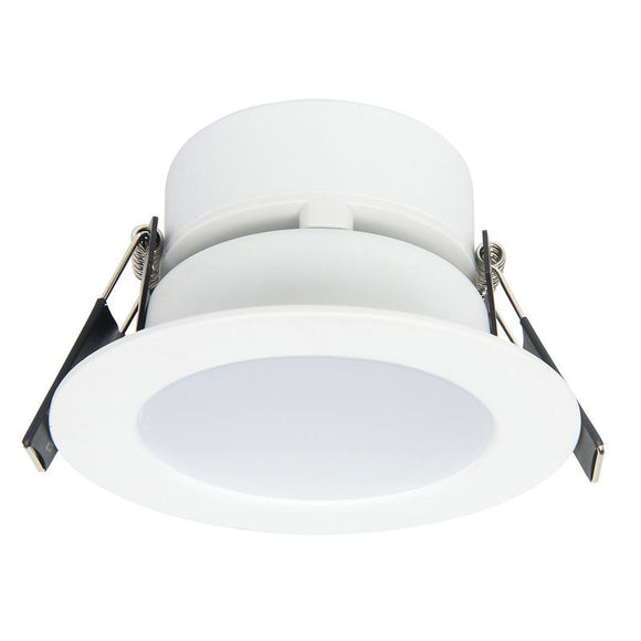 Trademate dimmable LED downlight 8W cool white 4200K white