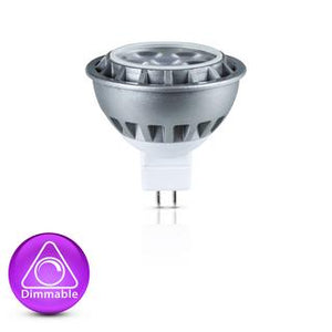 MR16 LED bulb 7W 4200K dimmable