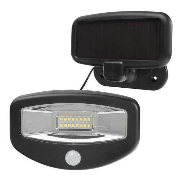 Rayon solar secuity sensor light black