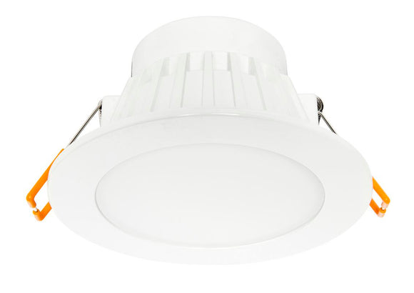 Orion 8W LED 4200K 90mm cutout dimmable downlight