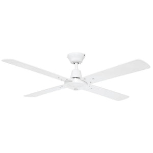 "BRILLIANT AUSTIN 48"" CEILING FAN WHITE"