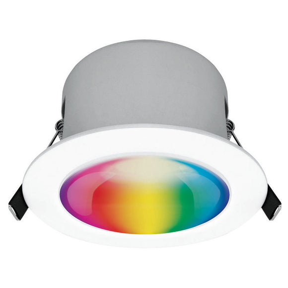 Spectrum 10W RGB LED downlight dimmable bluetooth