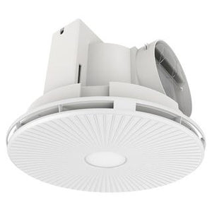 Helios exhaust fan & 8W 4200K LED light