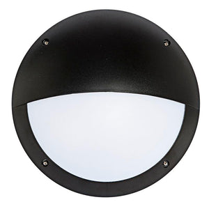 Hardy LED 12W vandal-proof eyelid bunker black