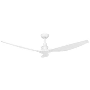 "BRILLIANT CONCORDE II 58"" CEILING FAN WHITE"