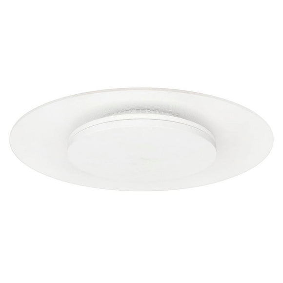 Lustre LED 22W round oyster
