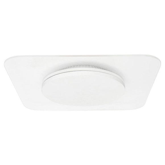 Lucent LED 22W square oyster