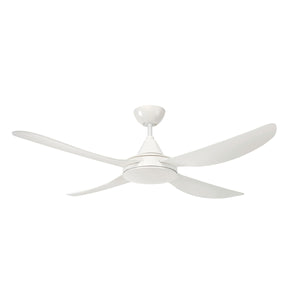 "BRILLIANT VECTOR 48"" CEILING FAN WHITE"