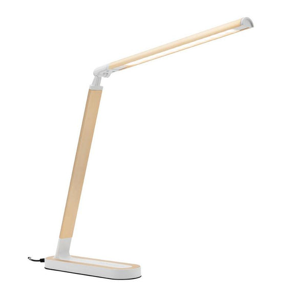 Republic 7W LED task lamp gold