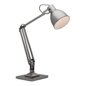 Ashton table lamp pewter