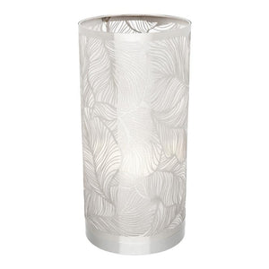 Thalia touch table lamp chrome