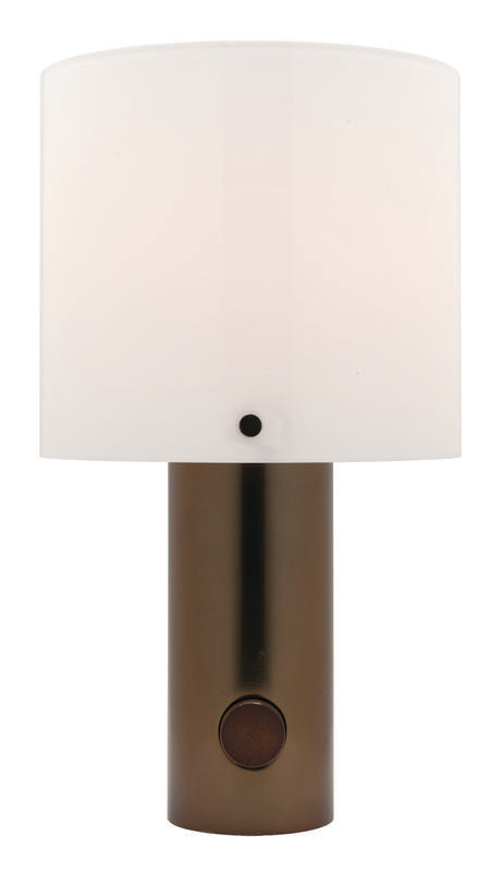 Brooklyn table lamp bronze