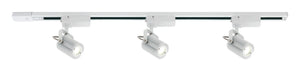 Mast 3x10W LED track light white