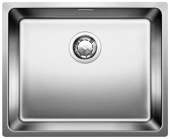 Blanco ANDANO500UK5 single bowl undermount sink