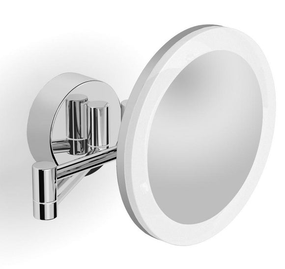 Argent LED Magnifying Mirror
