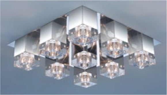 Epic Eco Led Broadbeach Crystal Cube B3055-9