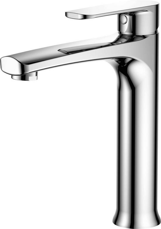 Argent Pace Tall Basin Mixer