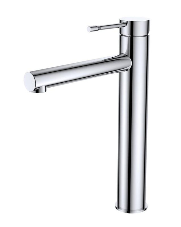 Argent Flow Vessel Basin Mixer