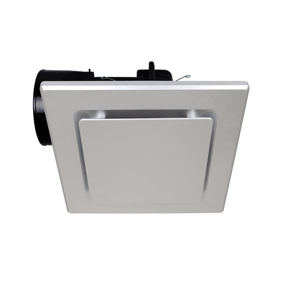 Mercator Novaline Square Exhaust Fan Small Silver