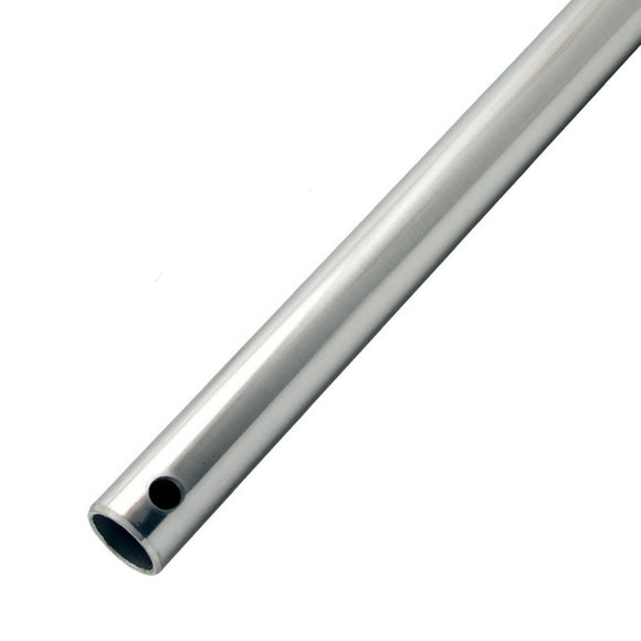 RHINO EXTENSION ROD BRUSHED CHROME/SILVER 150mm
