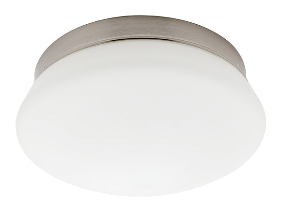 AMAROK FAN LIGHT BRUSHED CHROME