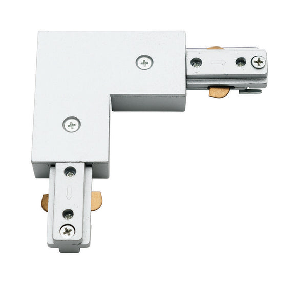 Go Mast L shape connector silver