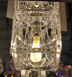 Epic B3035-9 Ascot Crystal / Glass ceiling light
